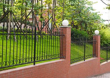 惠州栅栏|惠州围墙栅栏|惠州小区栅栏
