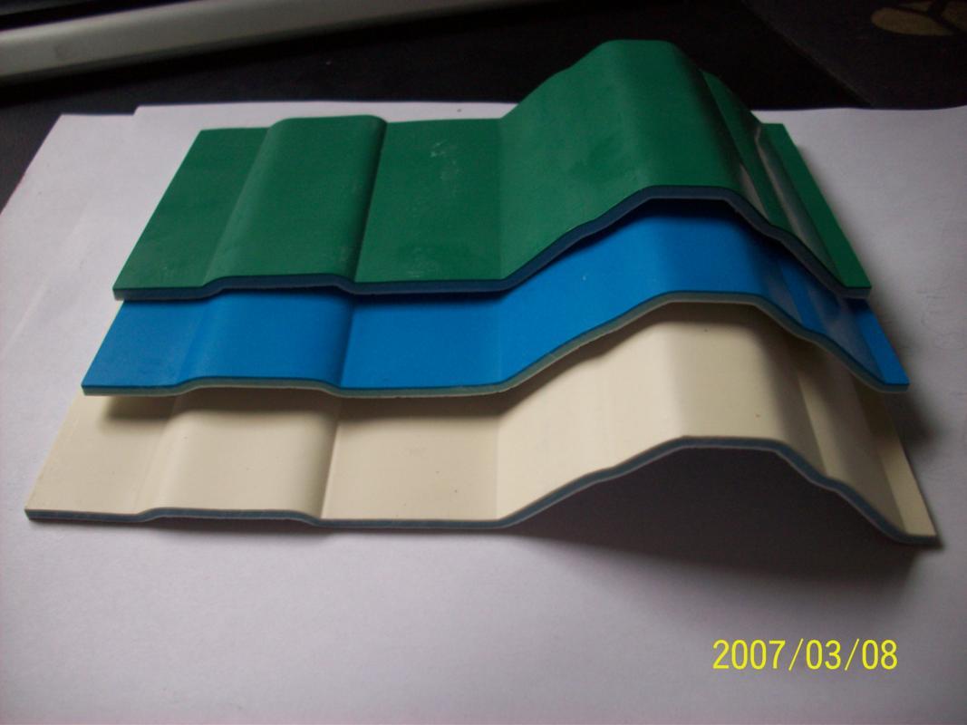 买好的PVC瓦就来武汉天弗来阳光板材——湖北树脂瓦厂家