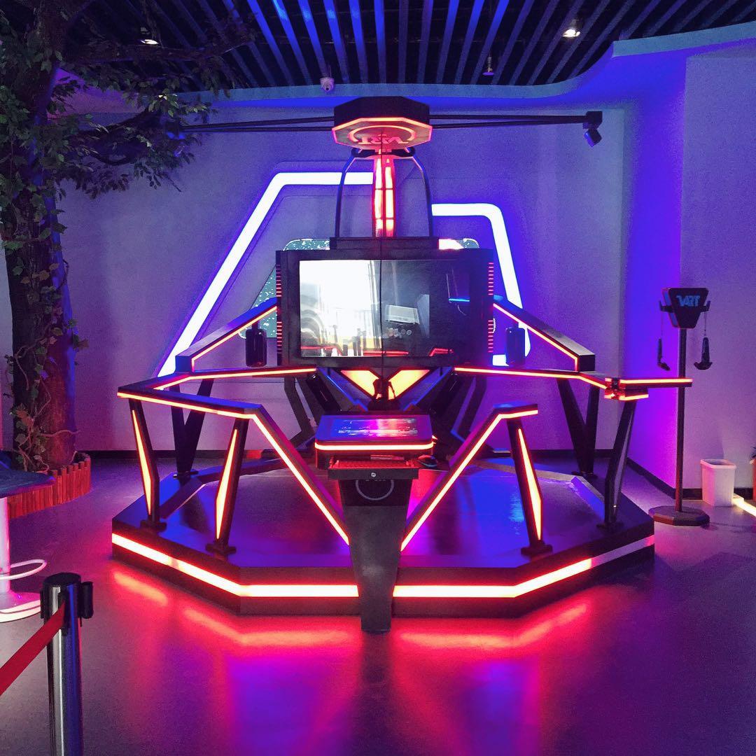 超感VR體驗館坐落于寧波南部濱海新區,與寧海智能汽車小鎮相依為伴。場館共占地面積6000,以VR教育、VR娛樂、VR旅游、VR影院為四大主題場館,共設十三款體驗設備。短短時間內就獲得了廣大師生們的高度認可,一天最多接待量達到600人次。同時也得到了市領導的高度重視,2017年被評為寧波市科普教育基地。