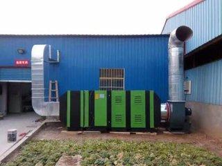 博銳派環保UV光氧催化設備廠家-光氧催化設備生產廠家