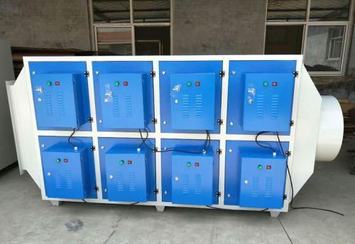 焊接烟尘废气净化-超值的等离子废气净化设备博锐派环保供应