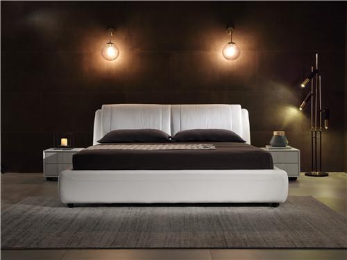 广东布艺软床价格-买高性价软床来米兰家居