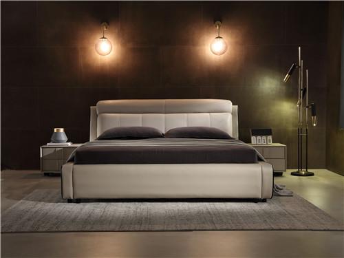 广东布艺软床哪家好-近期销售比较火的软床