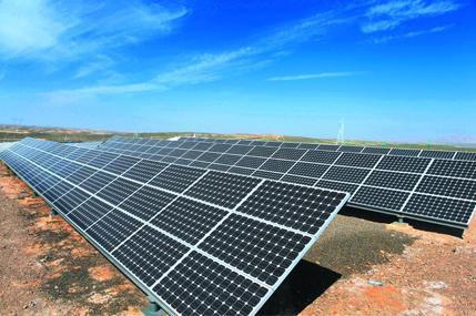 銅川新能源太陽能發電_陜西優良光伏發電廠家供應
