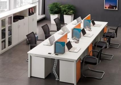 渭南办公桌椅定做-买办公桌椅就来西安浩天现代家具