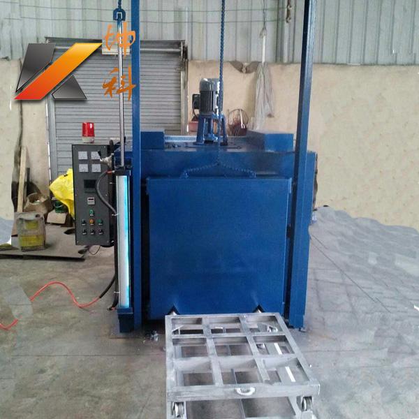 知名的全纤维台车炉供应商_坤科机械厂 全纤维台车炉型号