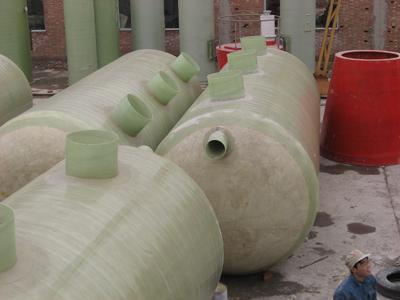 化粪池 成品化粪池价格 模压化粪池