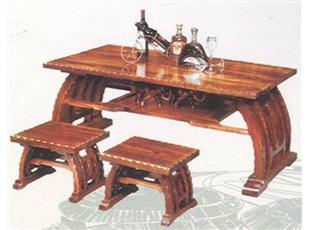 碳化木厂家_郑州地区销量好的碳化木家具供应商