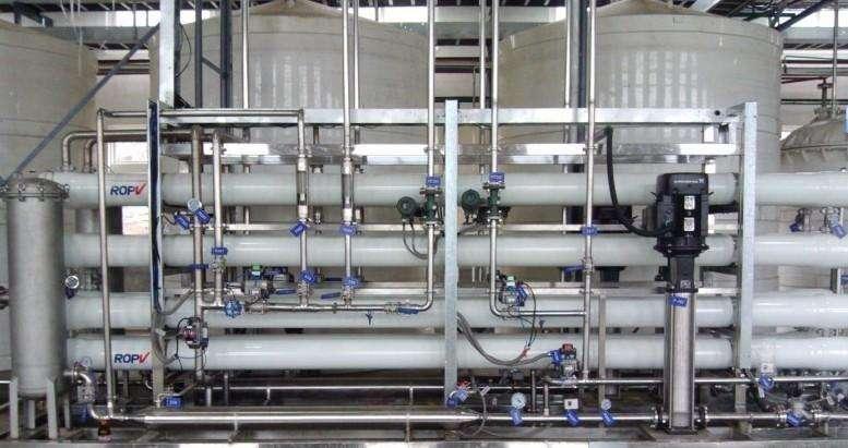 大型工业纯水处理设备 厂家直销 支持定制