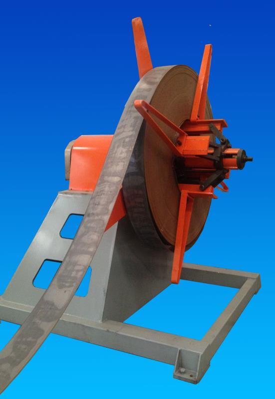 冷弯机械、城市管廊支架及光伏支架专用设备
