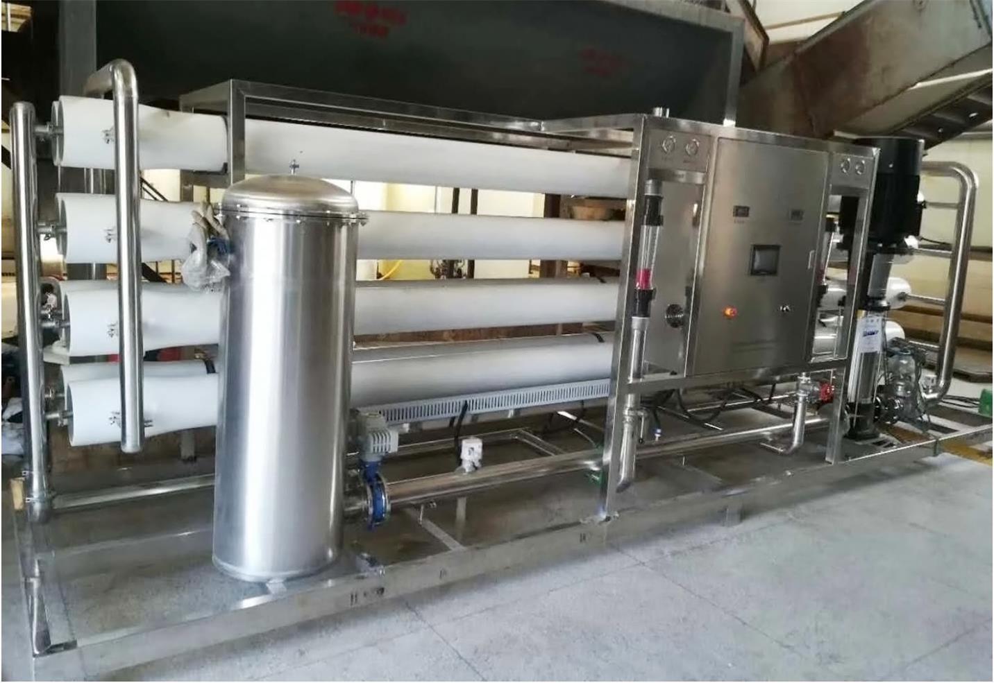 反渗透水处理设备厂家-广东水处理设备优选水视界环保 全国接单