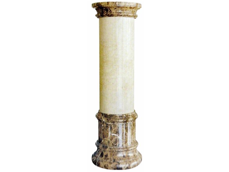花岗岩圆柱,大理石圆柱,人造石加工定制-中和石业建材