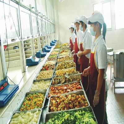 哪里有好的欣万餐饮服务服务_工厂餐饮配送公司