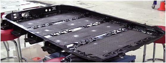 动力电池隔热垫