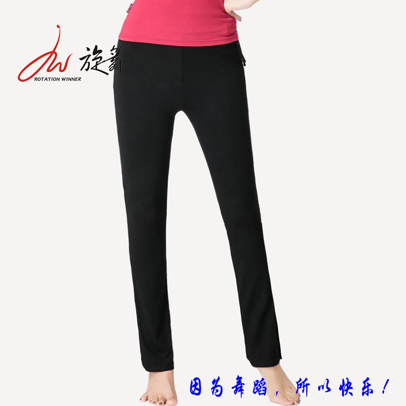 前卫旋舞全棉三五七九分舞蹈裤供应,选购三分短裤