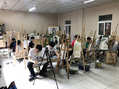 新密初升高美术教育|信誉好的初升高美术培训哪里有
