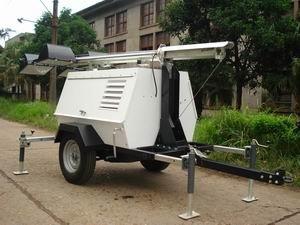 代理安徽3.5米增高型车载升降照明灯_安徽天阳照明科技有限公司提供耐用的移动照明灯塔