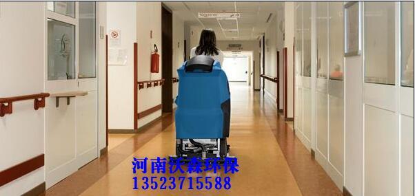 郑州洗地机_专业全自动洗地机推荐