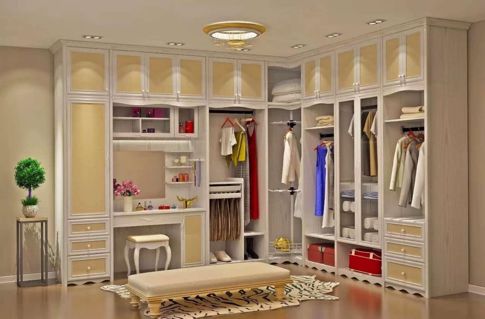 想找资深的板式家具定制,就来佛山华良虎家居-典雅的佛山衣柜定制