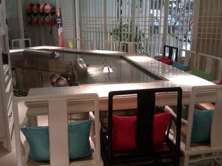 北京市价格优惠的铁板烧设备品牌-日式铁板烧设备