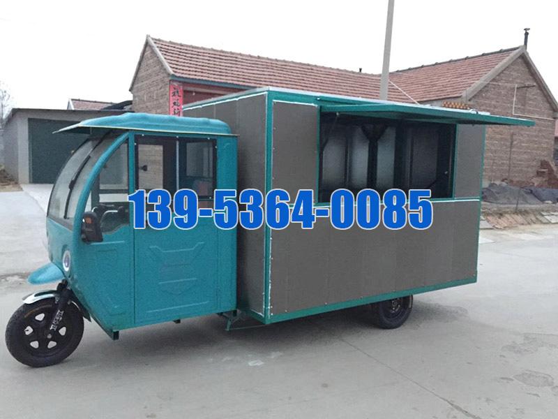 潍坊专业的电动三轮餐车供应商|电动三轮定做