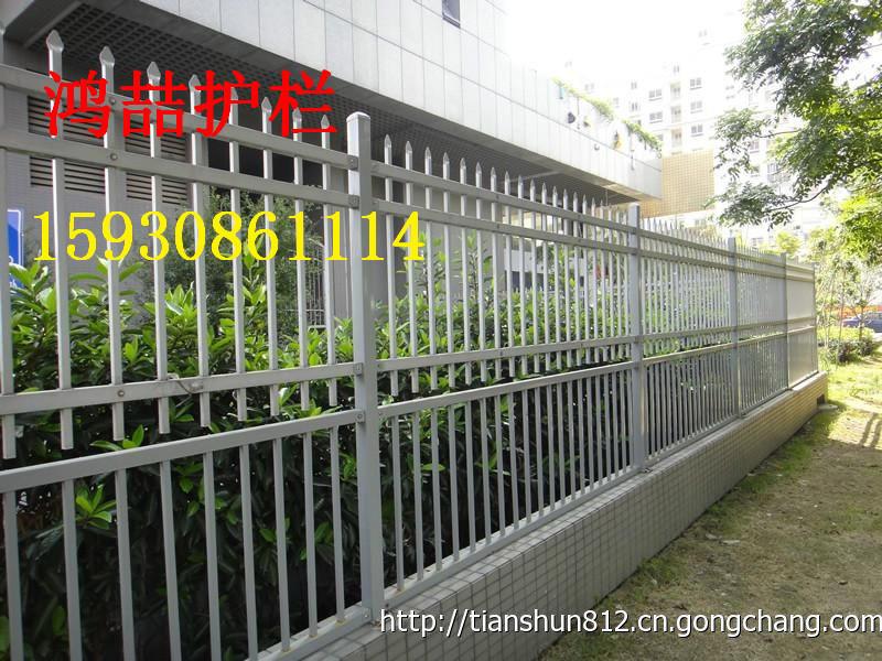 厂家直销的热镀锌钢护栏_想买优惠的热镀锌钢护栏就来鸿喆丝网