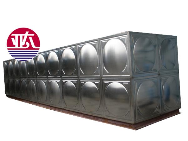 德州高性价40吨不锈钢水箱_厂家直销-40吨不锈钢水箱批发