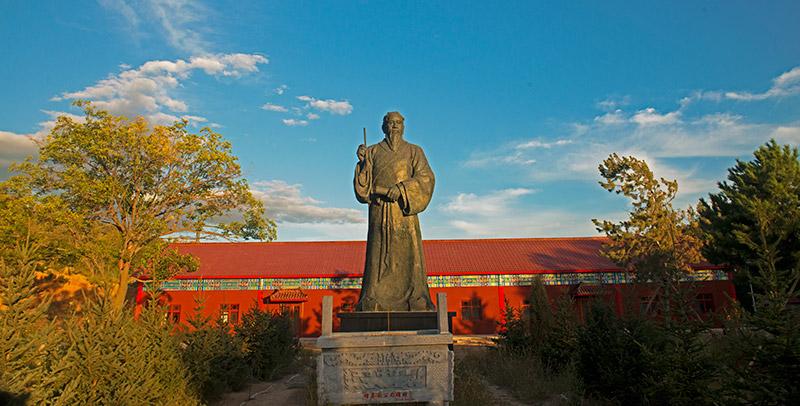 赤峰增嘉园曾子庙 要找可信赖的增嘉园曾子庙旅游优选增嘉园有机农业