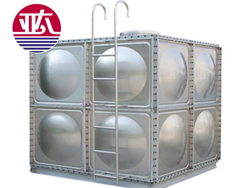 SMC玻璃鋼水箱價格-玻璃鋼SMC水箱推薦