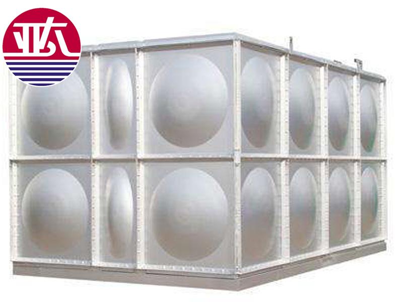 強度高的鍍鋅鋼板水箱出售 亞太鍍鋅鋼板水箱