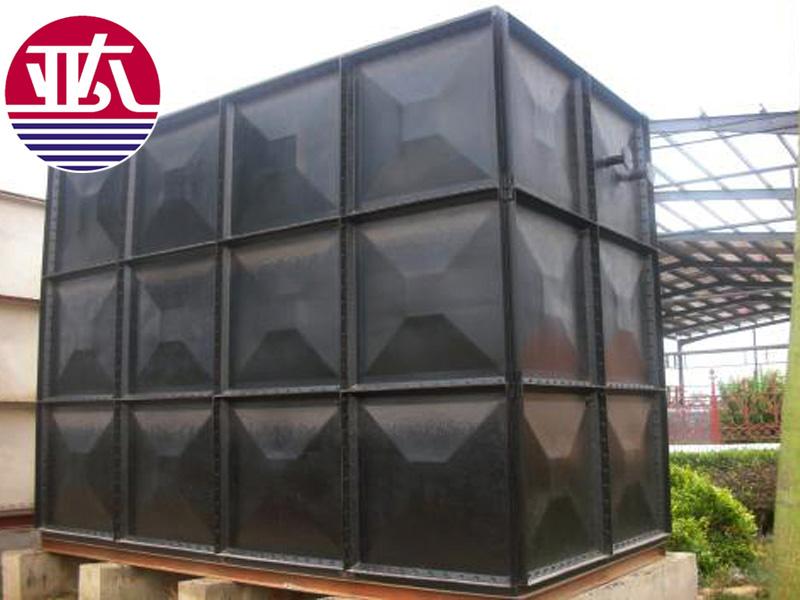 哪里有搪瓷鋼板水箱-亞太搪瓷鋼板水箱尺寸