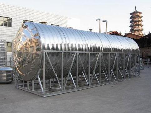 钢板喷塑水箱定制-推荐合格的保温水箱安装服务