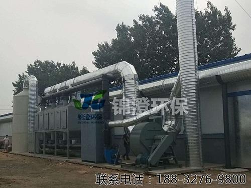 废气处理催化燃烧厂家-锦澄环保设备催化燃烧设备作用怎么样