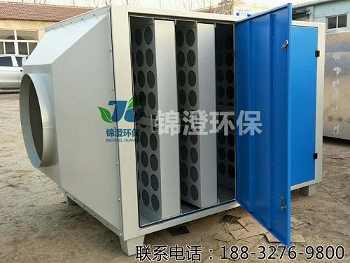 活性炭废气净化器设备_沧州高质量活性炭吸附箱厂家推荐