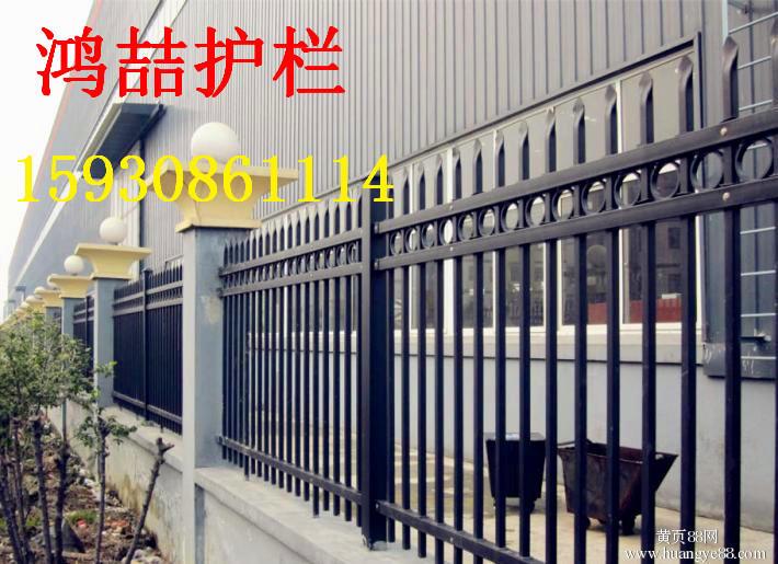 河南厂区锌钢护栏_买专业的厂区锌钢护栏当然是到鸿喆丝网了