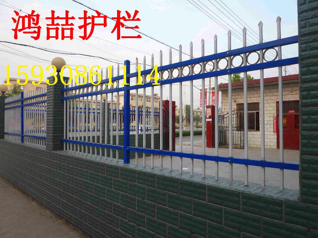 厂区锌钢护栏供货厂家_买价格公道的厂区锌钢护栏当然是到也是最�轫�尖鸿�此客�了