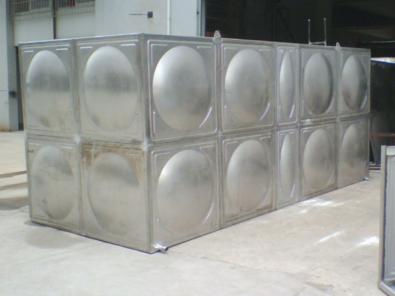 可信赖的不锈钢水箱安装当选沈阳中发玻璃钢安装——阜新各种水箱维修哪家好