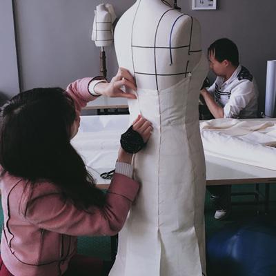 郑州服装制板培训