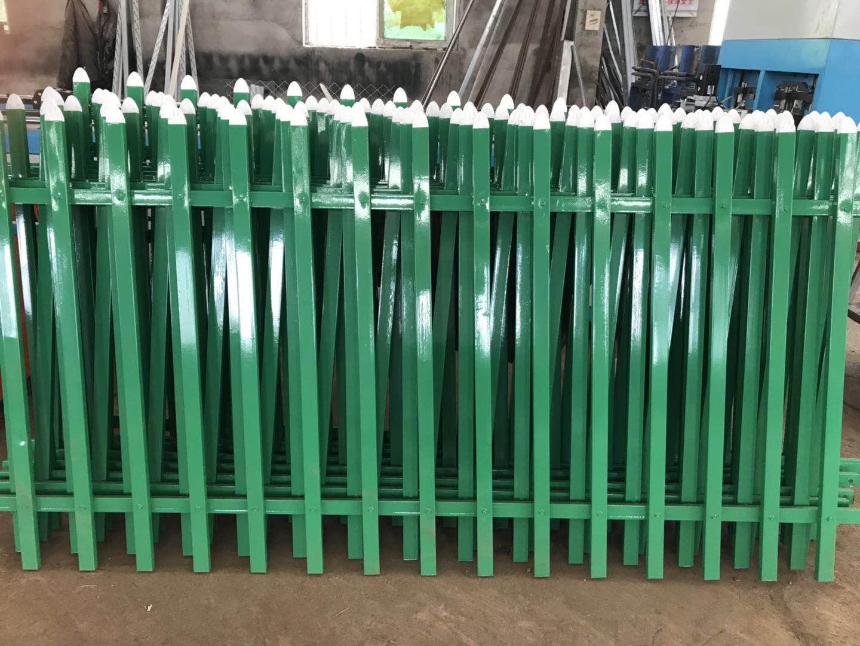 工程外围锌钢制品厂家直销—飞马护栏