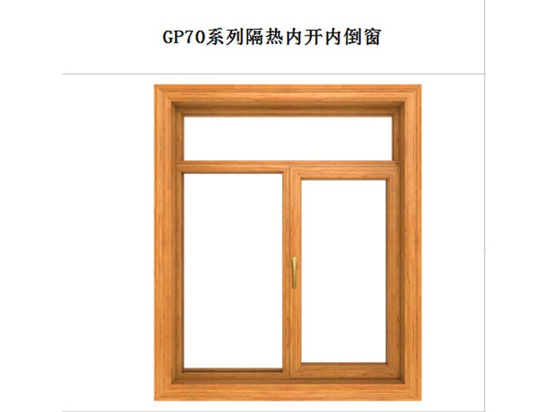 知名的门窗供应商-平开窗批发