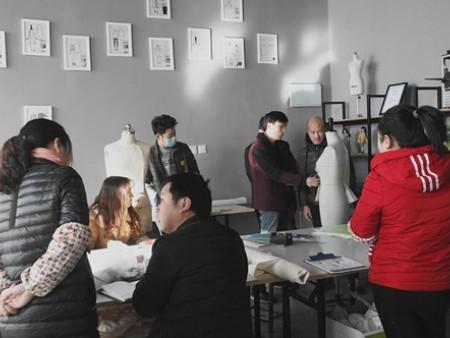 深圳服装培训学校