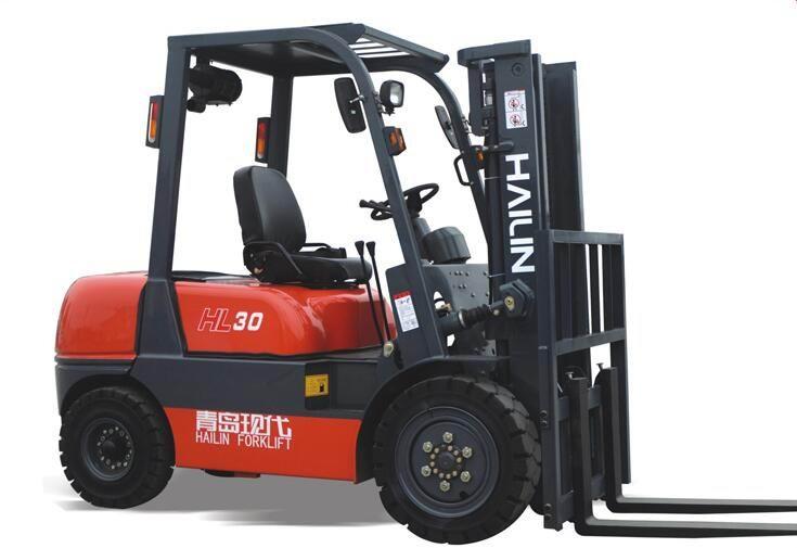 小吨位柴油叉车HT系列3.0吨-3.5吨柴油叉车