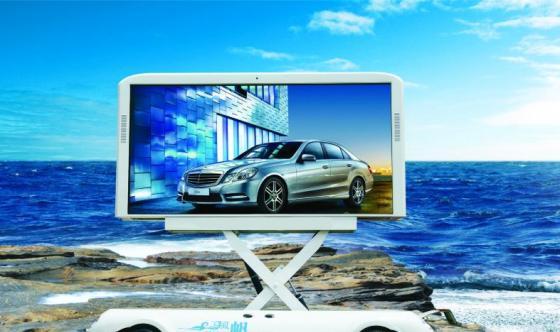 戶外高清車載屏特點介紹|創新型的銀川寧夏LED顯示屏戶外高清車載屏