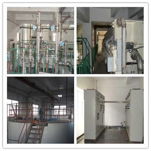 青岛供应好的稻壳灰制联产活性炭 -北京稻壳灰制白炭黑联产活性炭费用