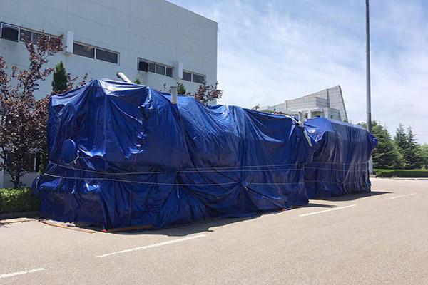 青岛输送带包装布价格-输送带包装布厂家直销
