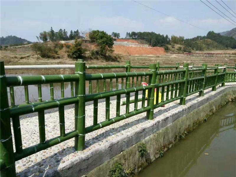 廠家供應仿竹護欄-信譽好的仿竹護欄供應商-當屬肖氏景觀工程