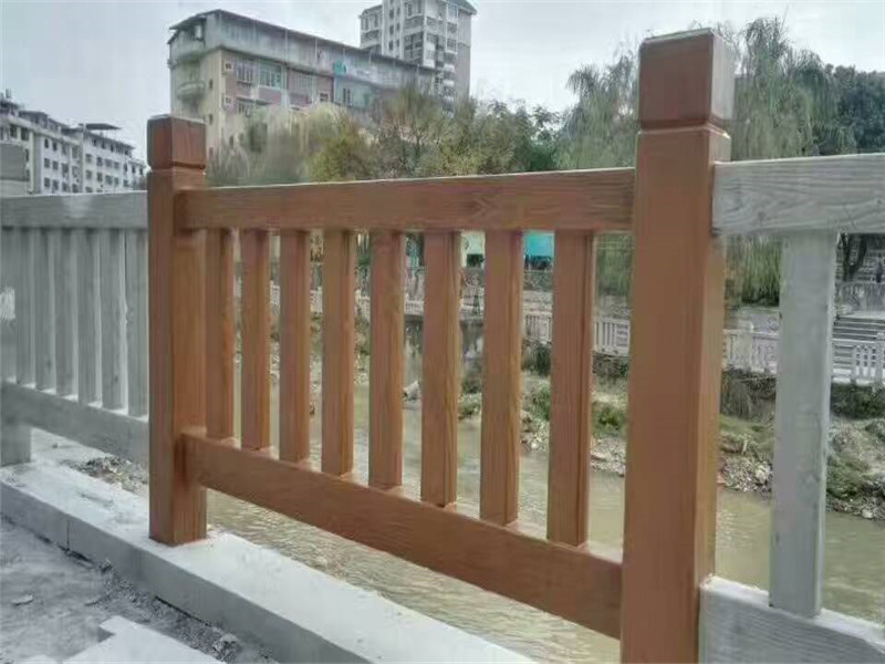 双桥仿木栏杆-湖北口碑好的仿木栏杆供应