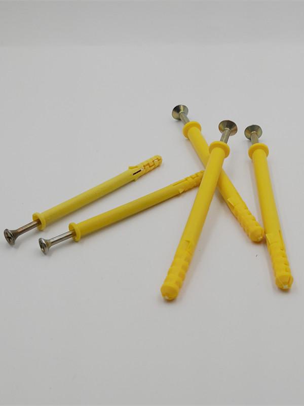 订做塑料胀塞-锦源通达五金供应价位合理的塑料膨胀螺栓