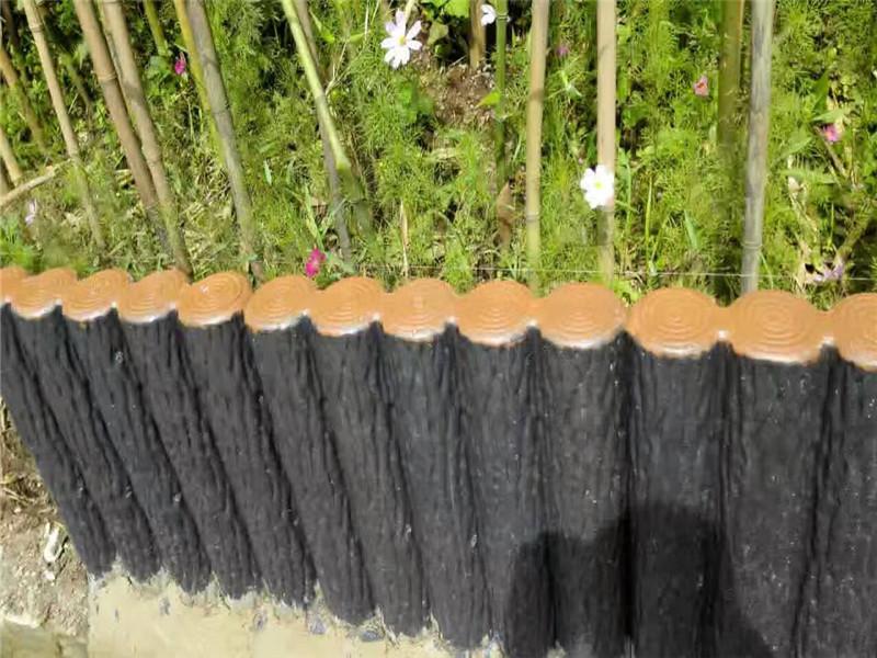 云南仿树皮栏杆-质量好的仿树皮栏杆销售