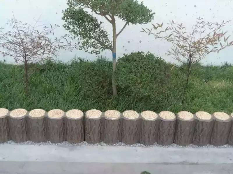 海南仿樹皮欄桿_湖北信譽好的仿樹皮欄桿供應商